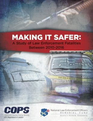 NLEOMF report shows trends in law enforcement fatalities
